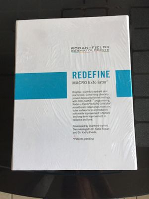 Rodan + Fields Redefine Macro Exfoliator. for Sale in Pflugerville, TX