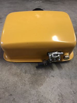 Fuel tank for Yanmar L90, L100 one piston diesels
