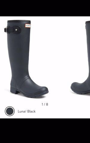 Hunter rain boots 6M for Sale in Riverside, CA