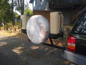 I make custom bumpers & tire carriers. for Sale in Lynnwood, WA