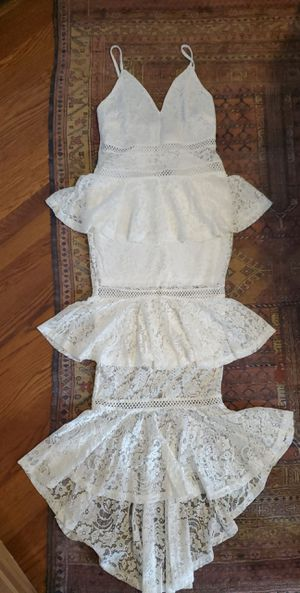 Sexy mermaid tiered lace dress for Sale in Albany, CA