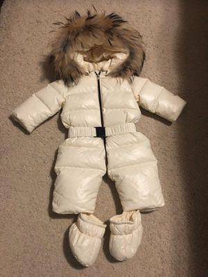 SAM. Unisex (3-6 M) NEW infant snowsuit. for Sale in Elk River, MN