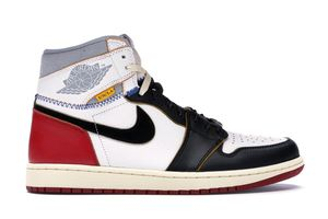 Jordan 1 Retro High Union Los Angeles Black Toe for Sale in Seattle, WA