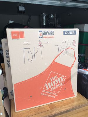 Flat Screen/Picture Packing Boxes for Sale in Steilacoom, WA