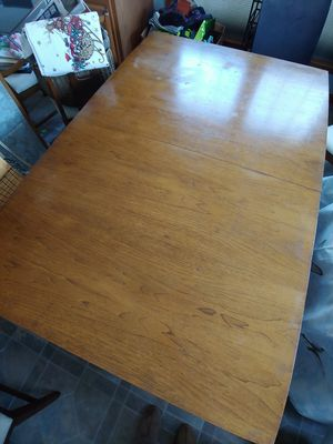 Dining Room Table w/6 Chairs for Sale in Dedham, MA