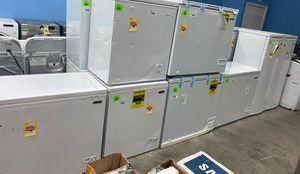 Freezer liquidation sale ☺️☺️☺️ LMPW for Sale in San Antonio, TX