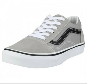 Vans Old Skool Drizzle Boy Shoes size 3.5 drizzle/ black for Sale in E RNCHO DMNGZ, CA
