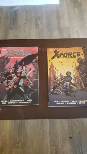 Uncanny X-Force Vol. 1&2 for Sale in St. Peters, MO