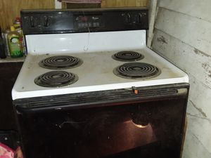 Whirlpool electric stove for Sale in REPUBLICN GRV, VA