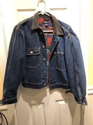 Ralph Lauren Womens Polo Jean Jacket for Sale in Suffolk, VA