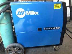 Welder Millermatic 252 for Sale in Woodlake, CA
