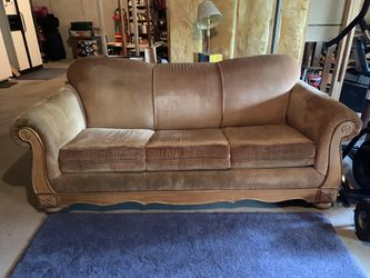 Light Brown Living Room Furniture Sofa Set for Sale in Canonsburg,  PA