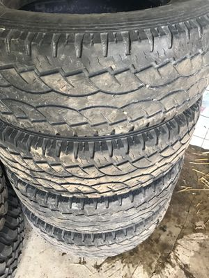 Heavy trailer tires for Sale in New Baden, IL