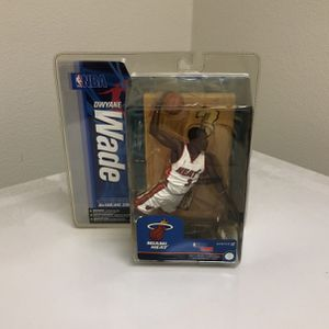 Dwayne Wade Action Figure for Sale in Chino, CA