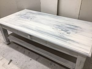 Coffee table solid wood for Sale in Virginia Beach, VA