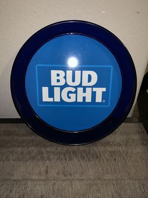 Bud light tray for Sale in Centerton, AR