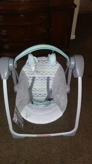 Baby Swing for Sale in Detroit, MI
