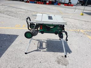Hitachi table saw for Sale in Tampa, FL