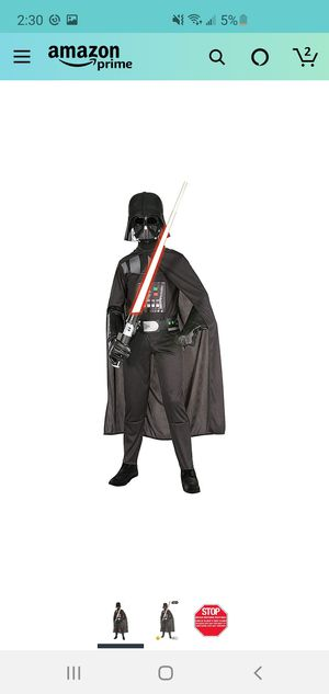 Starwars Costume for Sale in Torrance, CA