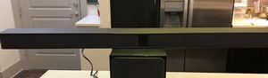 Sony 2.1 Channel Soundbar System w/ Wireless Subwoofer & Digital Amplifier for Sale in Dallas, TX