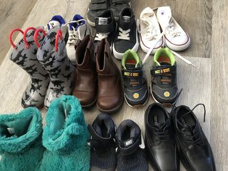 Toddler boy shoes for Sale in Sacramento,  CA