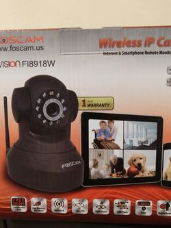 Foscam IP Security Camera for Sale in Shiloh,  IL