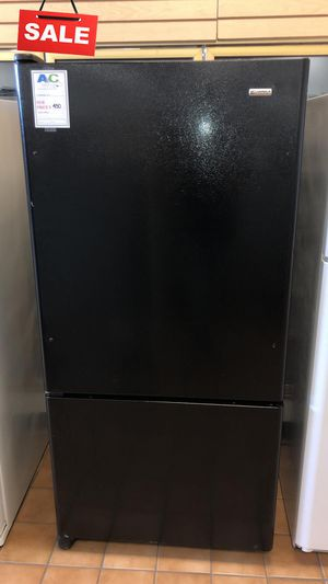 FIRST COME!!CONTACT TODAY! Refrigerator Fridge Kenmore Black #1473 for Sale in Silver Spring, MD