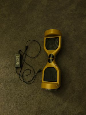 gold hoverboard for Sale in Auburn, WA
