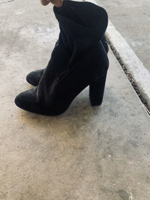 Steve Madden Satin Ankle Boots for Sale in Los Angeles, CA