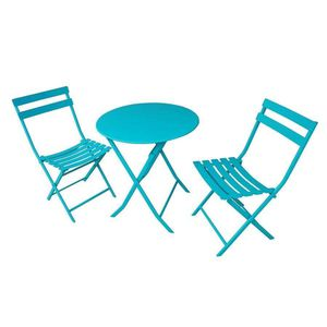 Outdoor Bistro Furniture Set Table Chairs Dining Patio Garden for Sale in Chicago, IL