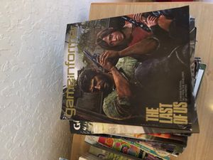 Free magazines GAMEINFORMER for Sale in Boca Raton, FL
