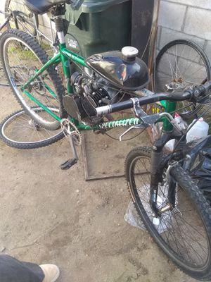 Specialized FS sport hardrock 80 cc motorized bike for Sale in Fontana, CA