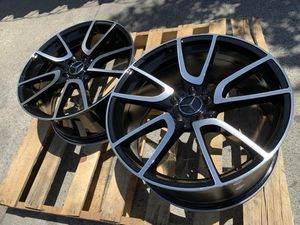 """Mercedes 20"""" new rims set for Sale in Hayward, CA"""