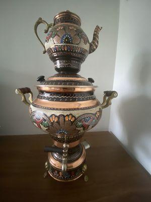 Samovar Tea Pot Set Electrically for Sale in Hollywood, FL