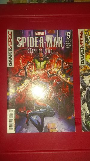 Spider-Man City at War Comic Books for Sale in Lakewood, WA