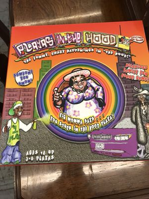 Playas in The Hood Boardgame for Sale in Detroit, MI