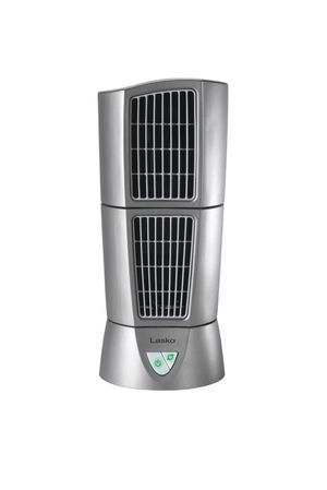Lasko Wind Tower Platinum 4910 Oscillating Tower Fan for Sale in North Highlands, CA