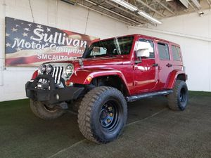 2011 Jeep Wrangler Unlimited for Sale in Mesa, AZ