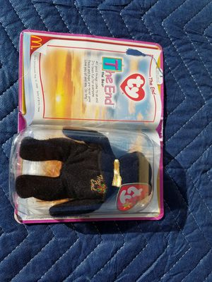 Millennium Beanie Baby / McDonald's collab The End super rare NIB for Sale in Washougal, WA