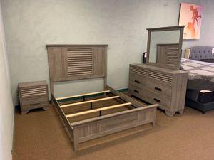 King size bedroom set for Sale in Glendale, AZ