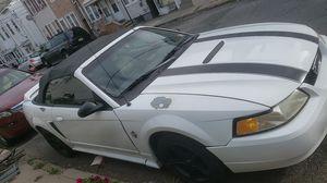 Mustang Gt 1999 convertible for Sale in Trenton, NJ