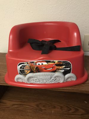 Kids Booster Seat (Cars The Movie) for Sale in Austin, TX