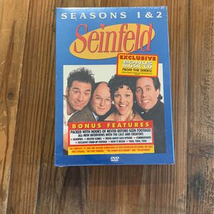 Seinfeld Seasons 1 and 2 for Sale in Houston, TX