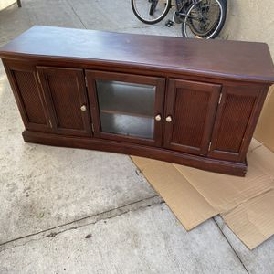 Tv Stand Up To 60 Inches $30 Obo for Sale in Huntington Park, CA