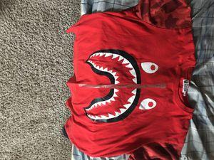 BAPE Shirt for Sale in Jacksonville, FL