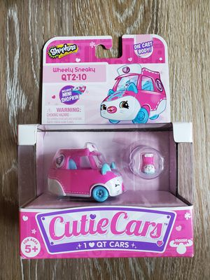 Shopkins Cutie Cars Wheely Sneaky for Sale in Granville, OH
