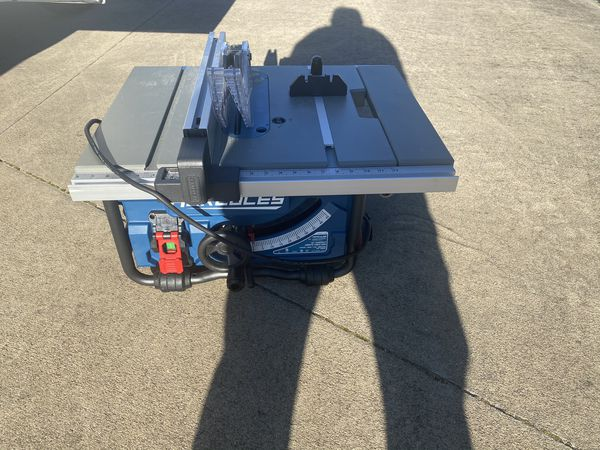 "Hercules 10"" Compact Table Saw"