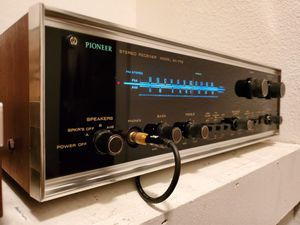 Pioneer SX-770 stereo receiver for Sale in Portland, OR