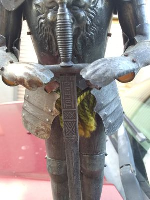 16th century armor man for Sale in Hollywood, FL