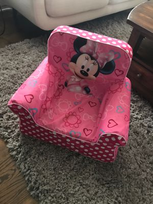 Minnie Mouse kids chair for Sale in Arvada, CO